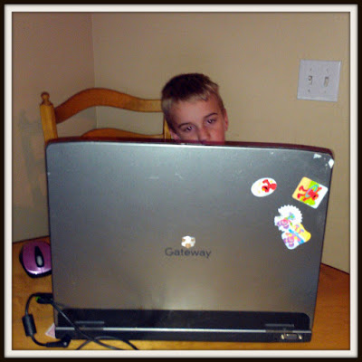 POD: Jacob's laptop