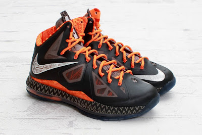nike lebron 10 gs black history month 4 01 Coming Soon: Nike LeBron X BHM Equipped with $200 MSRP
