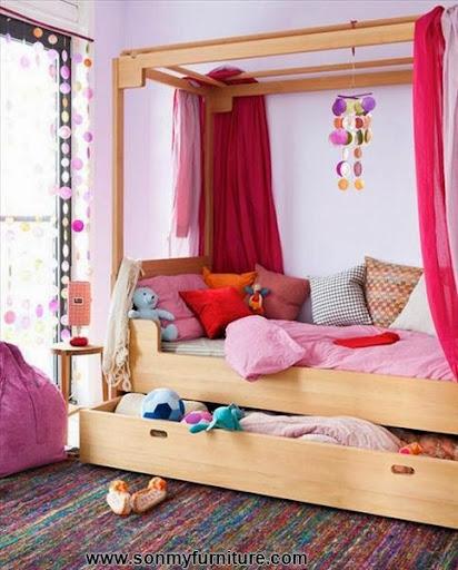 """Cách """"giấu đồ"""" trong phòng ngủ nhỏ-3"""