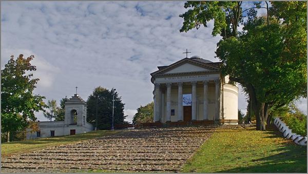 Puławy  Kościół WNMP