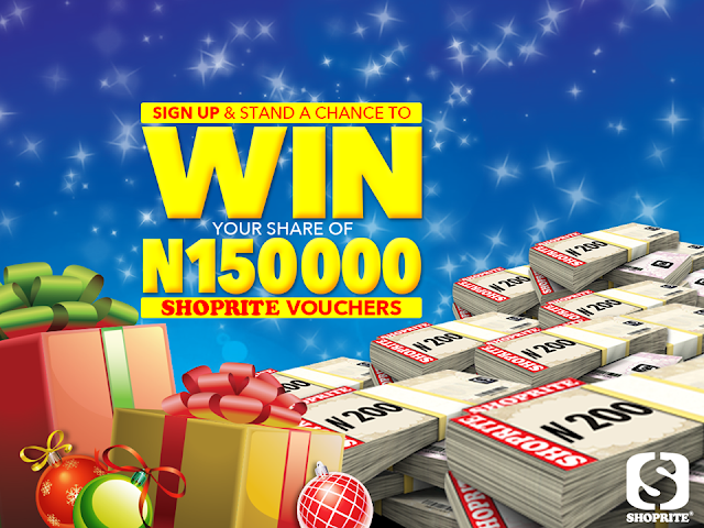 ShopRite Giveaway-Signup To Newsletter To Get 150,000 voucher
