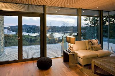Cabin GJ 9 in Norway 6 1 Kabin Mungil Yang Beradaptasi Dengan Keadaan Lingkungan