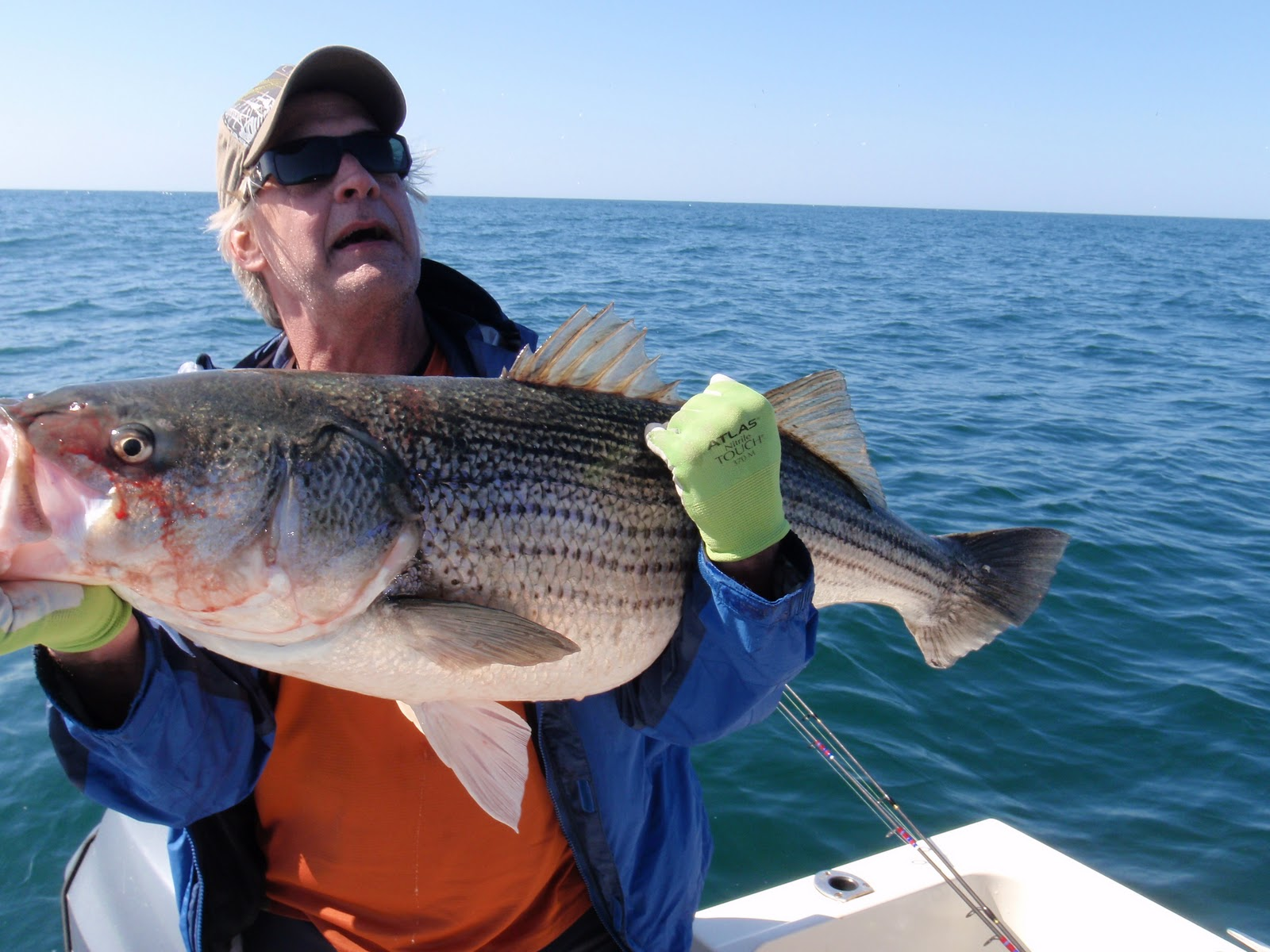 Rock solid fishing march 3rd outer banks fishing report for Rock solid fishing
