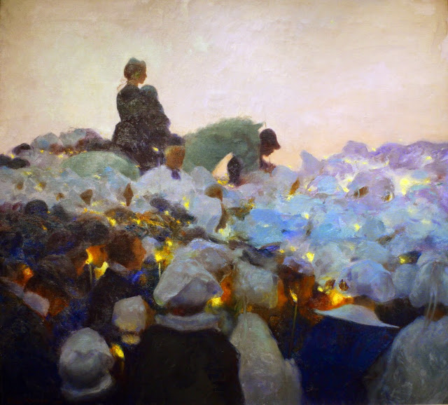 Gaston La Touche - Pardon Breton