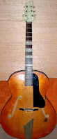 Framus 1965 Archtop Acoustic Guitar