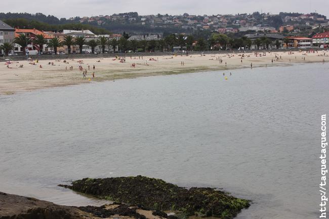 Mi Pullip Saras en Santa Cristina (La Coruña) - 24 de agosto 2011