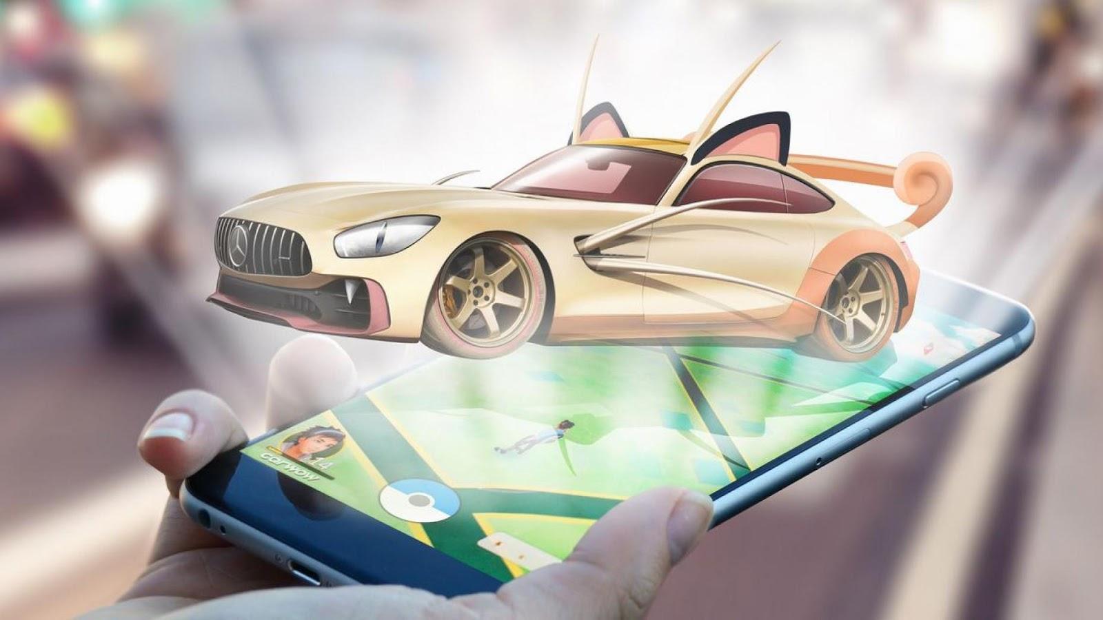 Meowth – Mercedes AMG GT-R