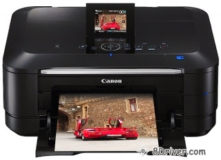 Download Canon PIXMA MG8150 Printers driver software and setting up