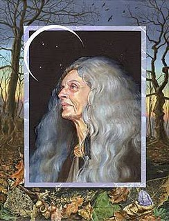 Working With The Crone Goddess Image