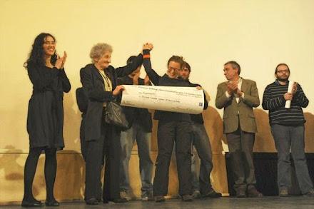 Proclamazione vincitori Premio Solinas Docuemntario per il cinema in collaborazione con Apollo 11