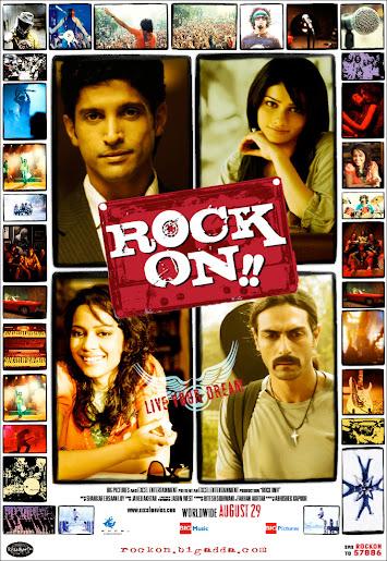 2012新北市電影藝術節:開創你的第二人生──【寶萊塢之搖滾青春 / Rock On】