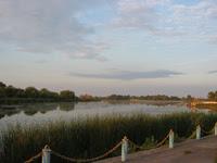 Река Случь Хмельницкая область