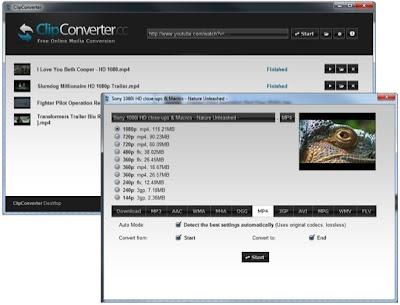 ClipConverter Desktop 2