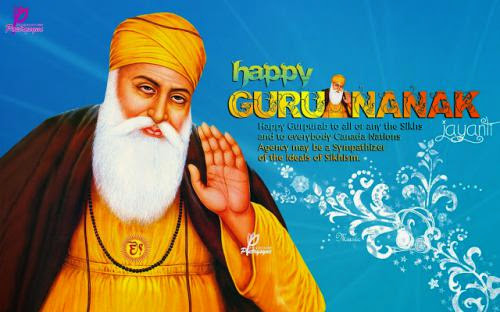Guru Nanak Birthday Wishes Sms And Quotes With Cards