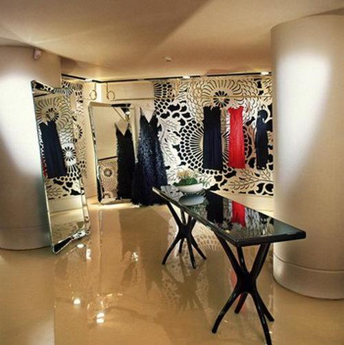 Vakko Couture the Elegant Boutique Design