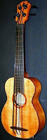 Roadtoad Baby Buffo tenor scale Bass Ukulele