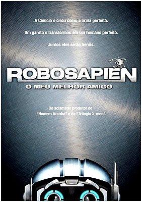 Filme Poster Robosapien – O Meu Melhor Amigo DVDRip XviD Dual Audio & RMVB Dublado