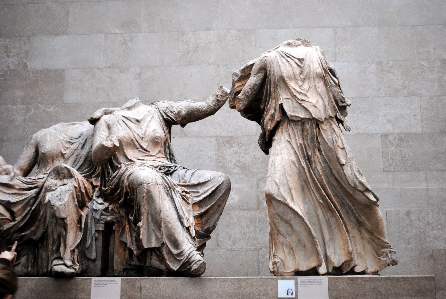 The Parthenon Marbles Photos
