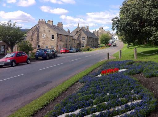 Rothbury, Northumberland. Rothbury Guide.