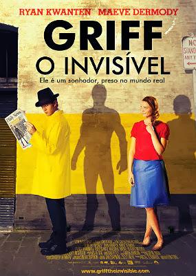 Filme Poster Griff - O Invisível DVDRip XviD Dual Audio & RMVB Dublado