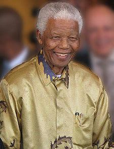 Nelson Mandela Premio Nobel Paz