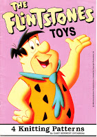 THE FLINTSTONES: 4 TOYS