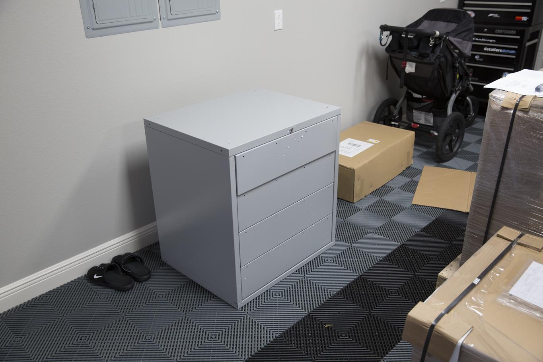 Four Drawer Lower