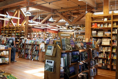 Bookstore in Capitol Hill in Seattle