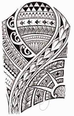 DeviantArt More Like Polynesian Tattoo by chinopisces