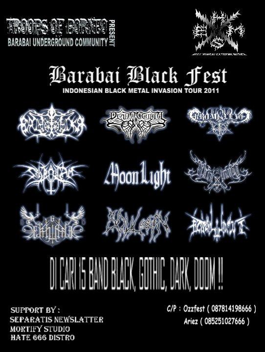 BARABAI BLACK FEST