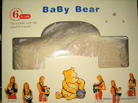 1 Soft Baby Carrier BABY BEAR # 2004 6 in One