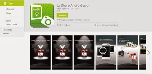 applikasi androids ez Sh@re