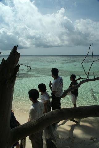 Pulau Sepa -The Hidden Paradise | the atmojo