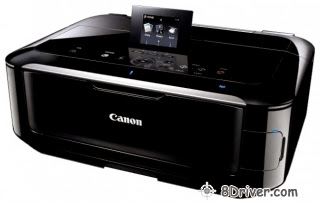 Get Canon PIXMA MG5340 Printer Driver and installing