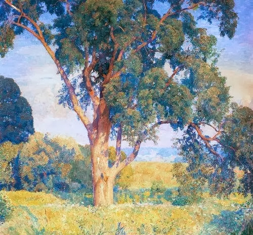 Daniel Garber - Old Tree in Chalfonte