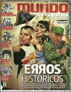 Download Mundo Estranho Março 2011 Ed. 109