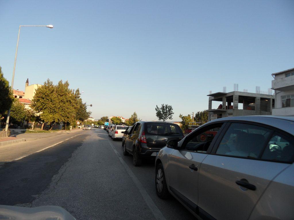 İstanbulluların bayram trafiği eziyeti