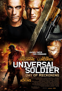 Chiến Binh Trả Thù - Universal Soldier: Day Of Reckoning poster