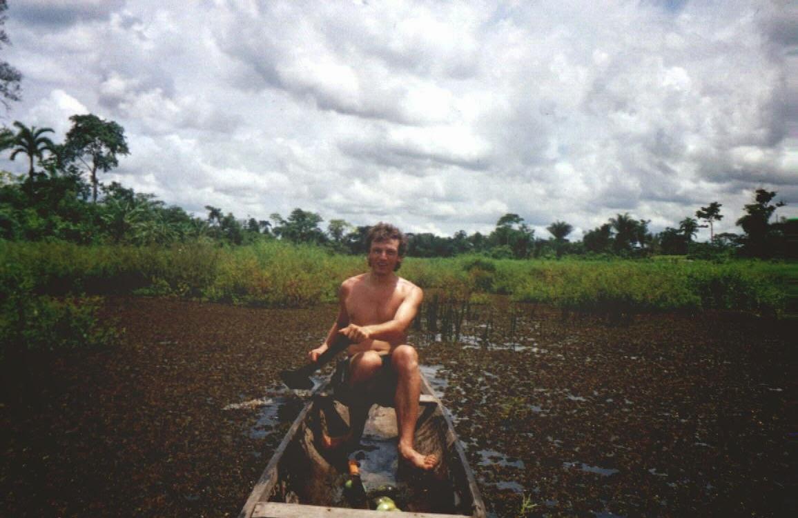 Mit dem Kanu in Acre