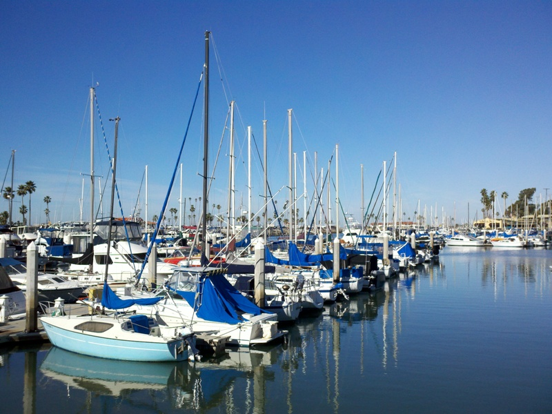 Butterfield Double Century • Oceanside Harbor