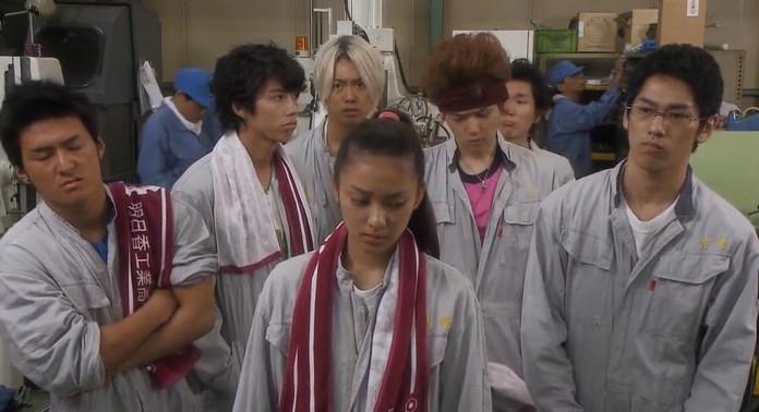 Ishida Takuya, Takei Emi, Kaku Kento, Minami Keisuke, Furukawa Yuki, Nagayama Kento