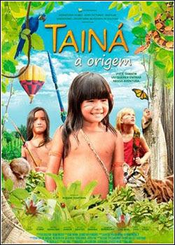 Filme Poster Tainá - A Origem TS XviD & RMVB Nacional