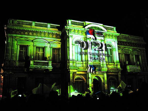 Łódź - Light Move Festival
