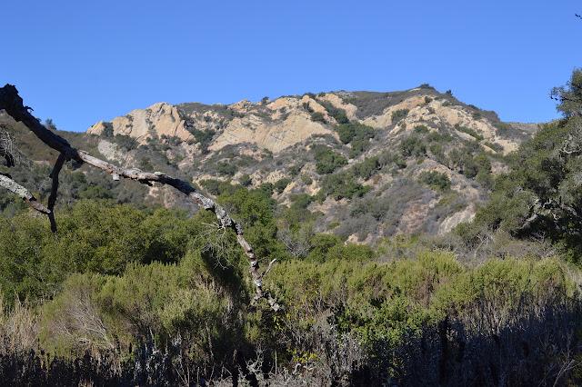 western ridge rocks