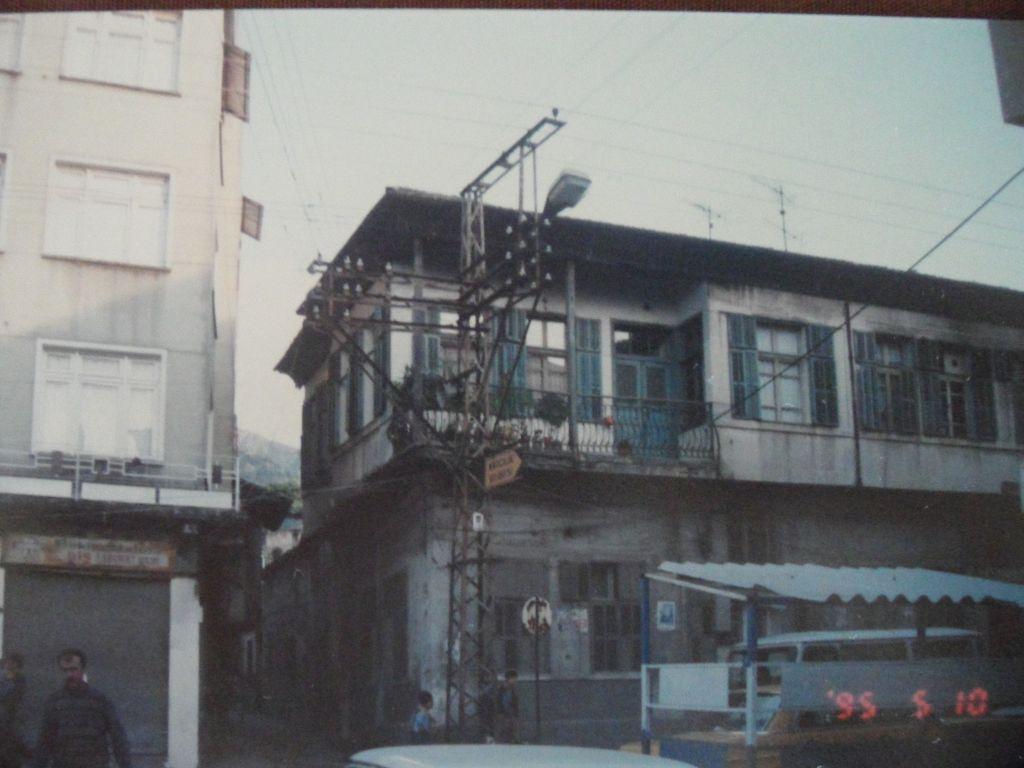 Babamın Antakya'da yaşadığı ev