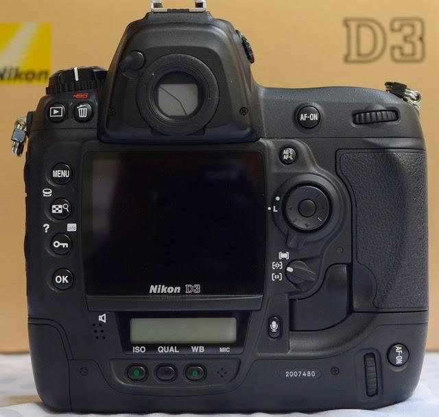 Chuyên máy ảnh 2nd hàng nội địa Nhật xách tay. Chất lượng-uy tín-Giá rẻ! - Page 5 Nikon_dslr_D3_b