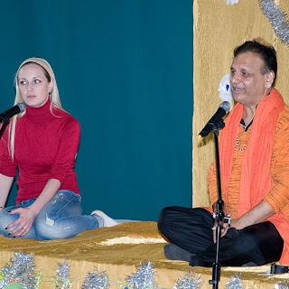 Городской семинар по йоге (г. Салават)