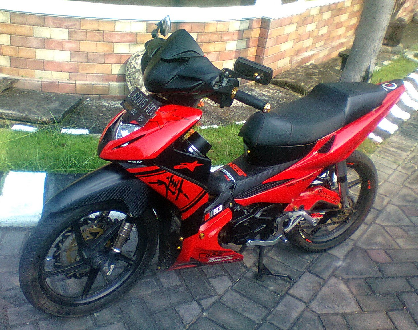modifikasi honda absolut revo