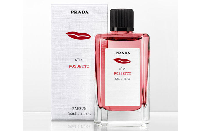 Beauty: Il profumo n°- 14 Rossetto by Prada