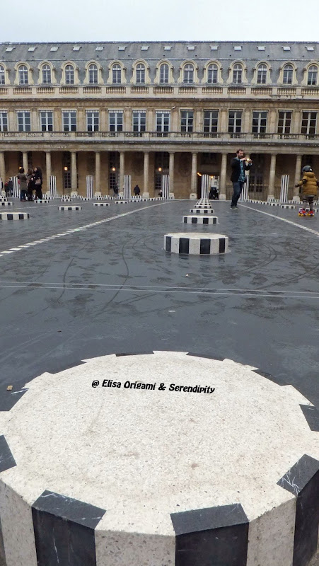 Columnas de Buren, Palais Royal, París, Elisa N, Blog de Viajes, Lifestyle, Travel